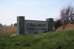 California Winery - Callaway Vineyard and Winery