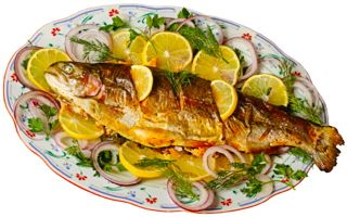 how to cook trout