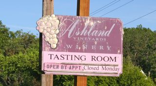 Ashland Vineyards and Winery