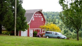 Maresh Red Barn