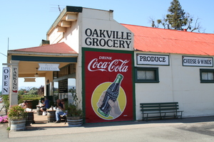 Oakville Grocery - Napa Valley