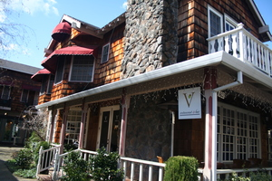 V Restaurant and Bar, Murphys