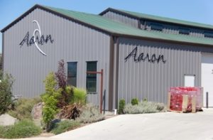 Aaron Winery Paso Robles