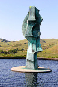 Artesa Winery Sculpture