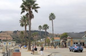 Downtown Avila Beach