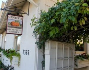 Cindy's Backstreet Kitchen - Napa Valley
