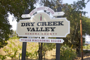 Dry Creek Valley Wine Region