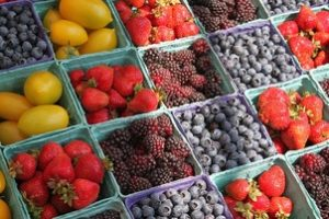 Farmers Market Fruite