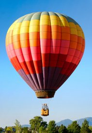 Temecula Hot Air Balloon Ride