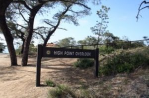 High Point Trail at Torrey Pines