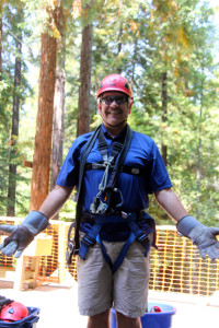 Zipline Equipment