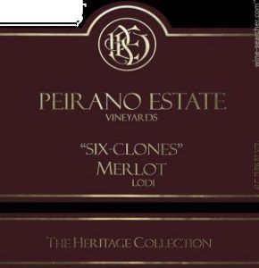 affordable wine - Peirano Estate Merlot