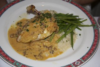 Chicken Breast with Risotto