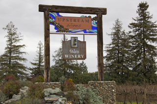 Upstream Watts Winery