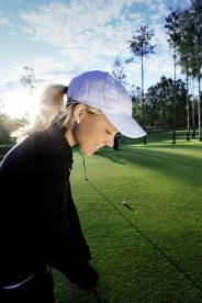 Nevada County Golf Courses - Grass Valley Golf