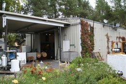 David Coffaro Vineyard & Winery, Geyserville