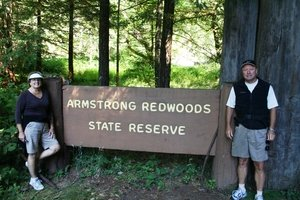 Armstrong Woods State Natural Reserve