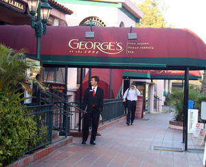 George's at the Cove - romantic restaurant