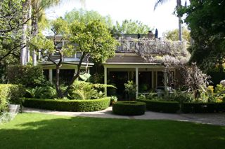 The Simpson House Inn Santa Barbara