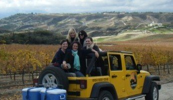 Jeep Wine Tour