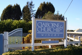 Claiborne & Churchill, San Luis Obispo Winery