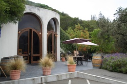 Fritz Winery, Cloverdale
