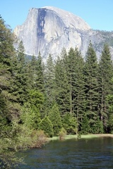 Yosemite National Park - Half Dome