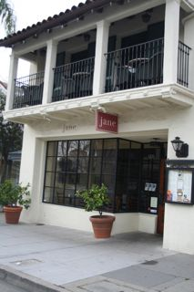 Jane - A Santa Barbara Restaurant