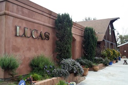 California Wineries - Lucas Winery