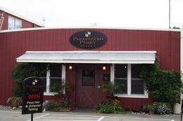 Papapiertro Perry Winery, Russian River Valley