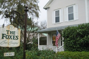lodging Amador County - Foxes Inn