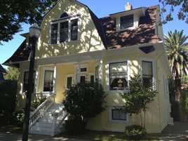 Amber House Bed and Breakfast Sacramento