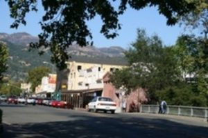 Calistoga wineries