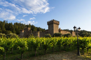 Castello di Amorosa winery Napa Valley