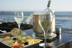 Dining on the Central Coast of California