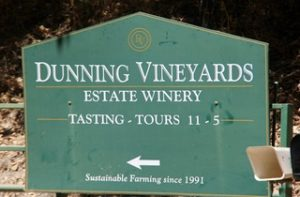 Dunning Vineyard Estate Winery