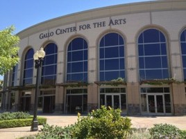 Gallo Center for the Arts Modesto California