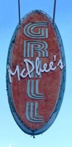 McPhees Grill Restaurant Paso Robles