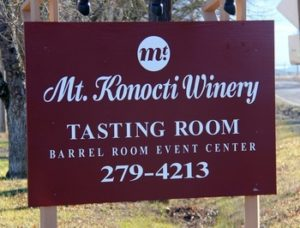 Mt. Konocti Winery