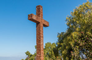 Padre Cross - Presidio Park