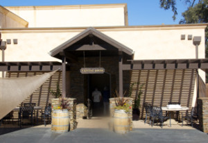 Scott Harvey Winery Amador County