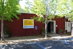 Storrs Winery - downtown Santa Cruz