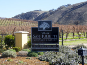Villa San Juliette Vineyard and Winery