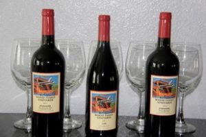 Wood Family Vineyards Wines
